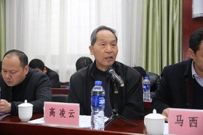 咸阳市建筑业301net秘书长 高凌云