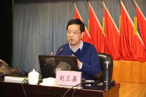 南京市住房建设委员会副主任 赵正嘉