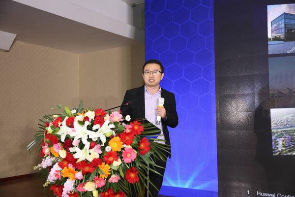 华为西安政企业务部解决方案部部长李新