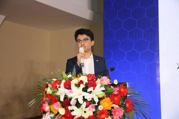 陕建集团项目总工程师马小波