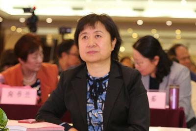 中国建筑科学研究院研究员王静