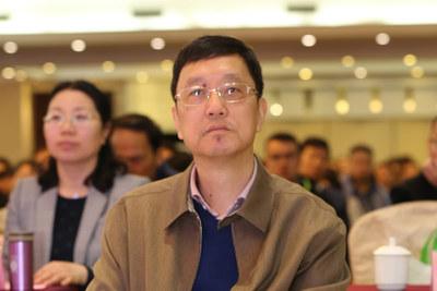 南京市城乡建设委员会副主任赵正嘉