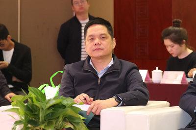 中建三局西北公司总经理黄安平