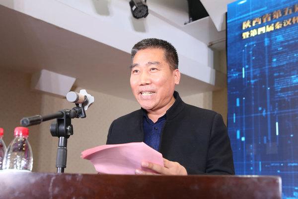 陕西BIM发展联盟副秘书长 宁小社