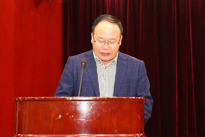 中建七局第四建筑有限公司副总经理李永刚在陕西省建筑施工企业信用推介会上的致辞