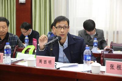 铜川市建筑行业九州彩票秘书长 宋小明