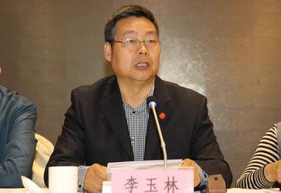 省建设工程招标办副主任 李玉林