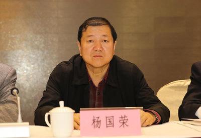 省住建厅工程质量安全监管处副处长 杨国荣