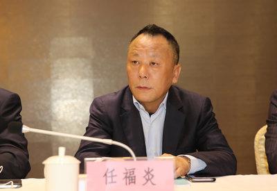 中建三局集团有限公司西北分公司副总经理 任福炎