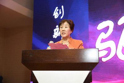 九州彩票平台副会长兼秘书长向书兰