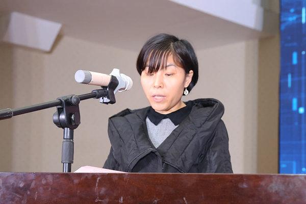 陕西省建设工会委员会办公室主任 许娜
