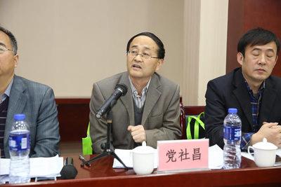 陕西化建工程有限责任公司副总经济师 党社昌